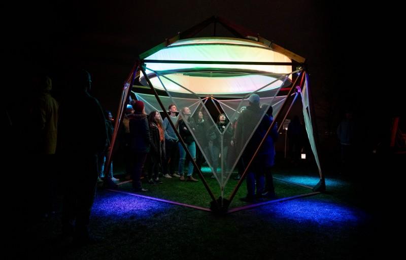 Aura Aurora  - 2019 (collaboration with Seattle Design Nerds)