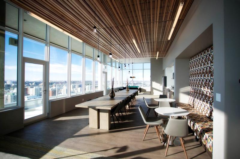 The Hendrix Residential Tower - Edmonton Alberta, Canada